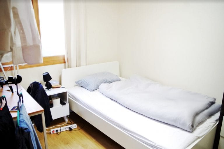 Haebangchon 9 Apartment Bedroom B2