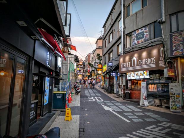 Kyunglidan Street Churros