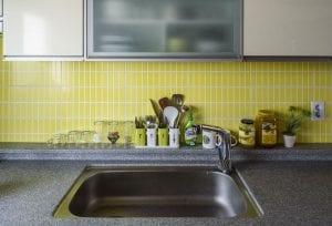 Clean, spacious, and fully stocked kitchens