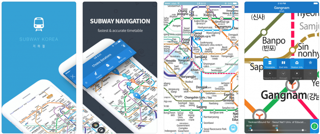 Seoul Subway Map Chinese 2016.Apps To Download While Living Abroad In Seoul South Korea Simple