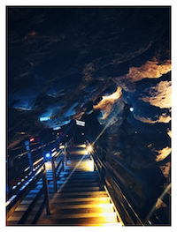 Gwangmyeong Cave in South Korea